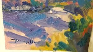 jose trujillo artist oil painter modern abstract landscape painting 0025