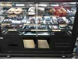 large bakery displays and fixtures for