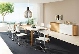 modern furniture dining table. Simple Furniture Modern Dining Room Furniture Within Contemporary Table Decor 4 Inside O