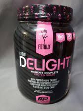 fitmiss delight healthy nutrition shake for women vanilla chai 1 2 lb vd533