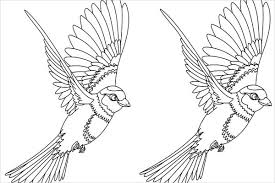 Small Picture Flying Bird Coloring Pages Coloring Coloring Pages