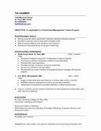 Resume Samples For Banking Jobs 60 Elegant Images Of Resume format for Freshers Bank Job Resume 22