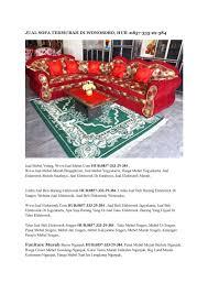 jual sofa termurah di wonosobo hub 0857 333 29 384 by mandiriputra issuu