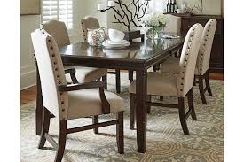 ashley furniture dining room set. ashleys lavidor table - change chairs to ranimar ashley furniture dining room set l