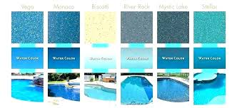 Pool Plaster Colors Coloring Beefly Me