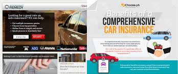 comprehensive auto insurance cover