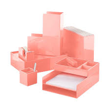 Pink Magazine Holder Blush Poppin Magazine Holder The Container Store 96
