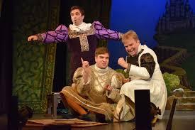 Princess Ida Gilbert Sullivan opera Company