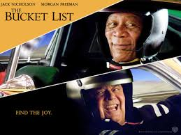 category project based learning no this is not an imdb review of the popular 2007 film the bucket list although meeting jack nicholson or morgan man is certainly on my extended list