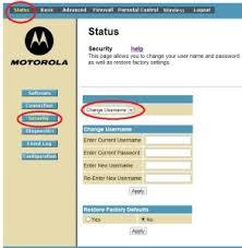 motorola surfboard sbg6580. sbg6580 change admin password motorola surfboard sbg6580 n