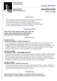 Sample Of A Beginner S Cv Resume Cv Cover Letter Headache