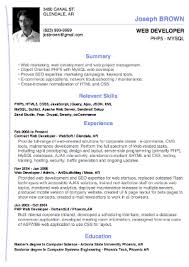 Writing A Cv Resume Sample Of A Beginners Cv Resume Cv Cover Letter Headache