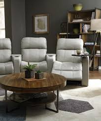 Coffee house furniture Table Planning The Ultimate Home Theatre Home Palliser Furniture