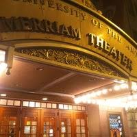 Merriam Theater University Of The Arts Theater In