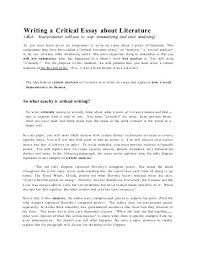 modern greek literature critical essays uogenglish writing a critical essay about literature
