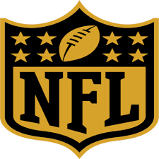 Gold NFL logo - Roblox