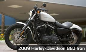 2009 harley davidson iron 883 first look review cycle world