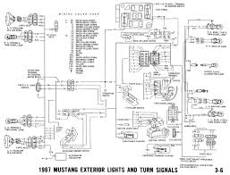 1967 mustang wiring and vacuum diagrams average joe restoration headlamps