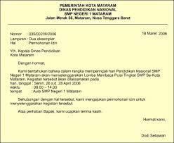 Surat penawaran barang /produk dan harga. 15 Contoh Surat Dinas Resmi Pemerintahan Kesehatan Sekolah Perusahaan Balubu