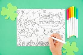 Download and print this printable leprechaun coloring pages yzost for the cost of nothing, only at everfreecoloring.com. Free Printable Leprechaun Coloring Page Made With Happy