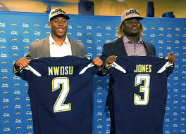 Chargers Qb Depth Chart Chargers Add Depth Throughout Lineup In Productive Nfl Draft