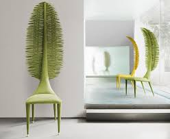Image Unique Architonic Zaza Chair By Kenneth Cobonpue Bears Resemblance To Tropical Tree