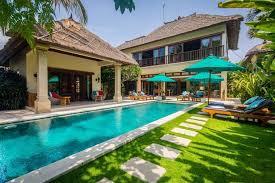 5 Bedroom Villa Seminyak Style New Design