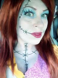 sally makeup nightmare before