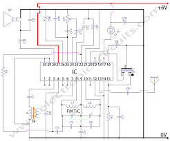 cxa1019 fm radio circuit diagram electronic circuits cxa1019s ic fm radio circuit diagram cxa1019 cxa