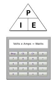 Voltage Wattage Chart Calculate Ac To Dc Amperage Through Inverter Batterystuff