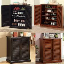 outstanding contemporary engineered wood shoe racks new rack wooden with hot display designs