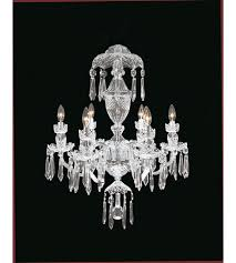 waterford crystal crystal avoca six arm chandelier 950 000 07 11 photo