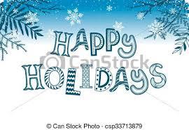Happy Holiday Card Templates Happy Holidays Greeting Card