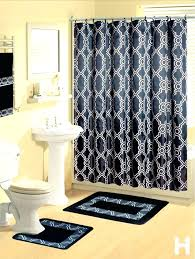 bathroom sets at a shower curtains set contemporary bath mat contour rug hooks inside dimensions x shower curtain with owl bathroom set