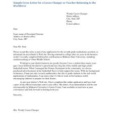 Collection Of Solutions Cover Letter Sample Mathematics Middle