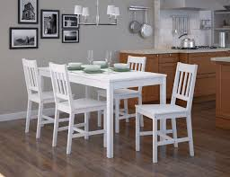 white washed dining room furniture.  Washed CorLiving Soft White Wash Finish Dining Table Set Of 5 Intended Washed Room Furniture