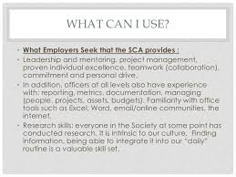 Society For Creative Anachronism Modern Resume Making The Sca Work For You