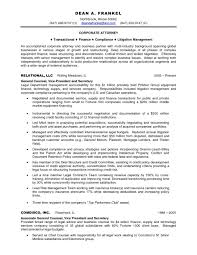 Corporate Attorney Resume Commercial Law Attorney Resume Shalomhouseus 2