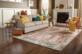 living room contemporary wool rugs wooden dark