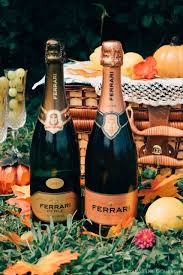 America's dedicated champagne and from one of italy's greatest sparkling wine producers, ferrari brut rose is made from a blend of. Autumn In Trento Living The Gourmet