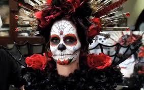 day of the dead diy sugar skull look with rick baker horror makeup fx master ideas wonderhowto
