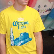 Kenny Chesney Corona Light Tour Corona Light X Kenny Chesney Dope Yellow And Blue