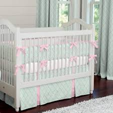 full size of grey and mint green cot bedding crib set blanket c elephant