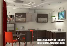 ceiling designs for kitchens. gibson board false ceiling design for kitchen interior with modern lighting designs kitchens c