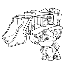 Paw Patrol Just Coloring Pages Daily Inspiration Quotes