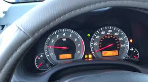 What Does The Vsc Light Mean Check Engine Light And Vsc On Toyota Corolla Pogot