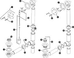 42 shower drain schematic your old tub drain to get your bathtub looking it 039 s best kadoka net