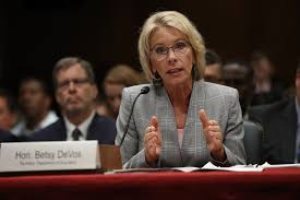Betsy Devos Resume Betsy DeVos Sued Over Suspended Student Loan Protections Time 29