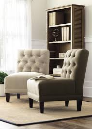 comfortable chairs for living room. Armless Chair For Living Room Open Shelves Idea Books Jute Area Rug Comfortable Chairs