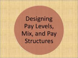 Designing Pay Levels Mix And Pay Structures Designing Pay Levels Compensation Management Lecture